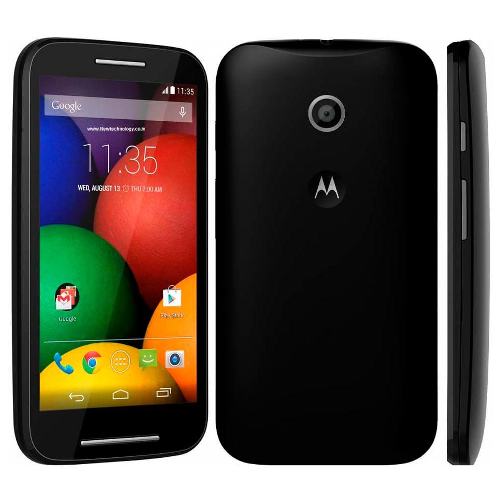 Celular Libre Motorola Moto E Maxihogar