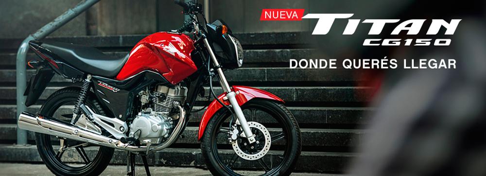 Banner Moto Izquierdo