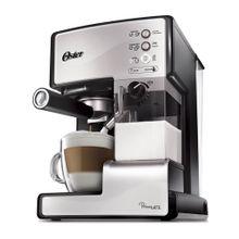 Cafetera-automatica--PrimaLatte-plateada