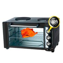 Horno-Electrico-Grill-Cromwell-Cr47hr-2-Hornallas-2000-Watts