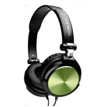 Auriculares-Noblex-HP-77BG-Negro-Verde